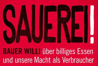 Sauerei Buch von Bauer Willi
